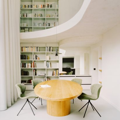 The Island by Clément Lesnoff-Rocard Architecture