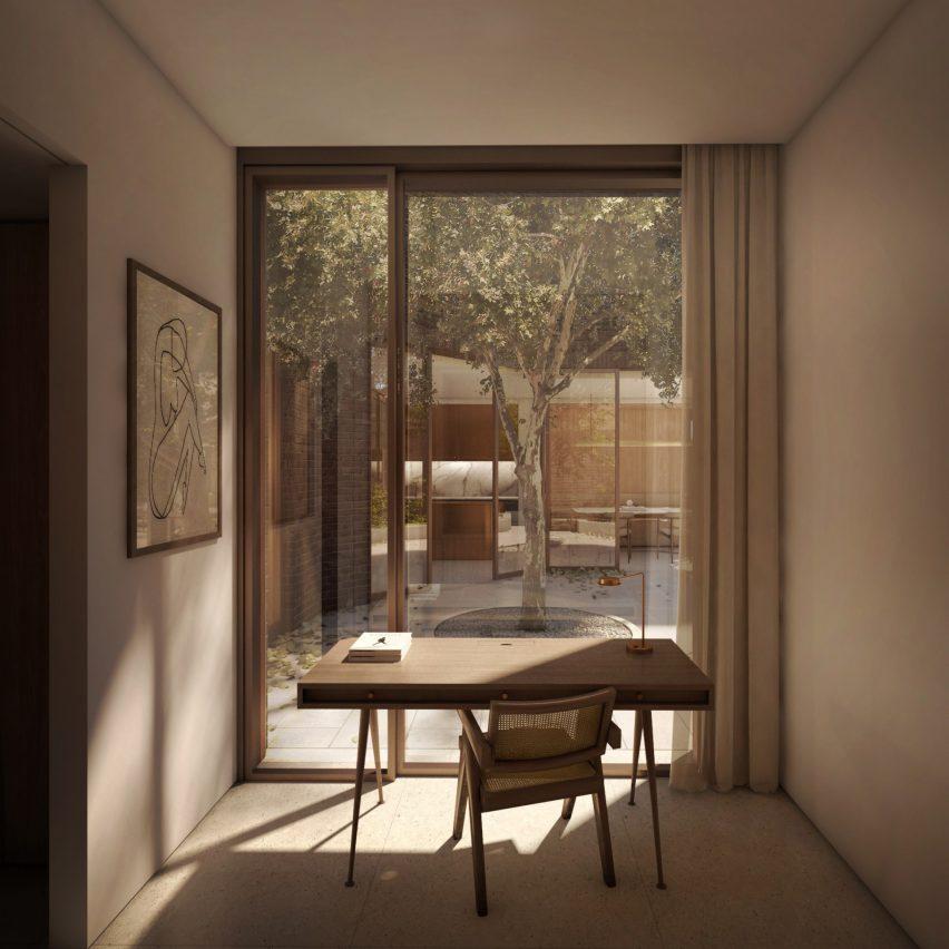 The Mulberry Tree by Marek Wojciechowski Architects
