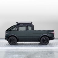 The Pickup Truck by Canoo