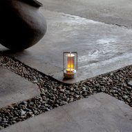 Turn+ portable lantern by Nao Tamura for Ambientec