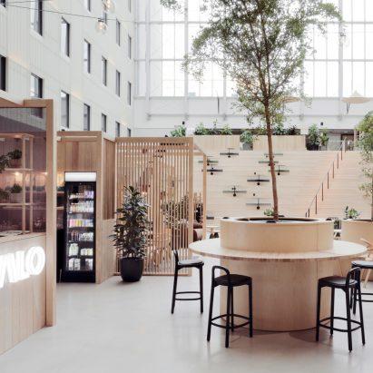 VALO Hotel & Work- New Hybrid Interior Innovation by SSA Hotels Oy / VALO Hotel & Work