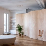 Ten stylish plywood interiors that give the material a luxurious upgrade