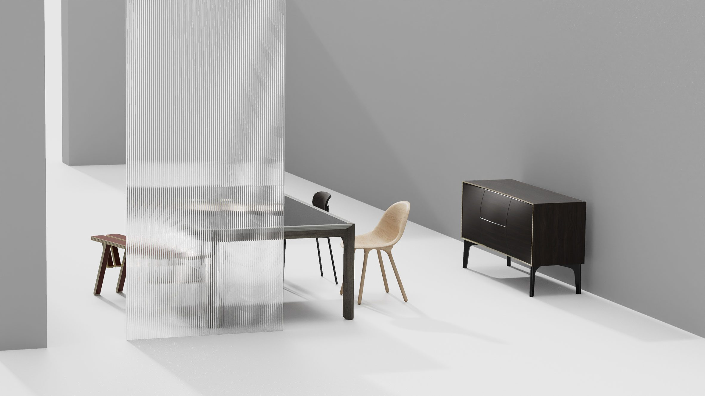 Furniture by XUE designed by Chen Min