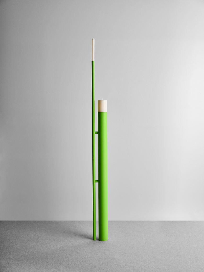 Дизайн Филиппа Малуина для A Flame for Research