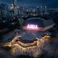 Stufish designing hexagonal arena for ABBA reunion tour