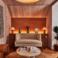 Alsace LA hotel by Home Studios has a Mediterranean flavour