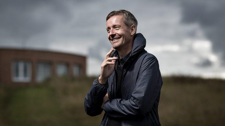 Anders Byriel, CEO of Danish textile brand Kvadrat