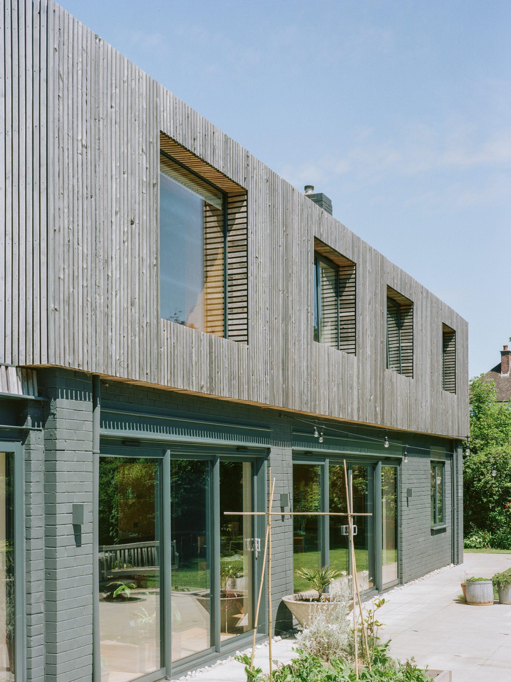 Garden facade of Bawa House by Alter & Company