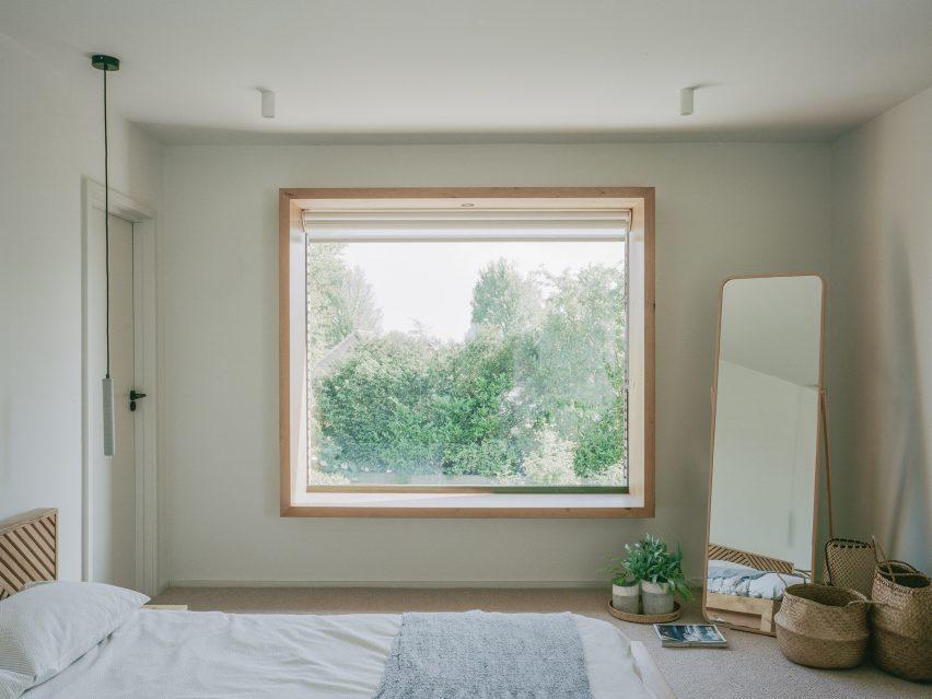 Спальня Bawa House от Alter & Company