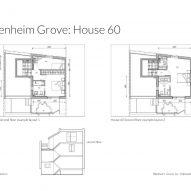 Custom build homes at Blenheim Grove London
