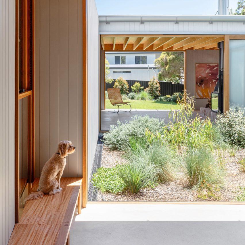 Bundeena House by Tribe Studio Architects