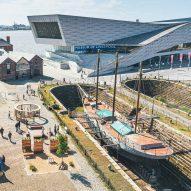 Asif Khan, Mariam Kamara, David Adjaye and Theaster Gates to redevelop Liverpool waterfront