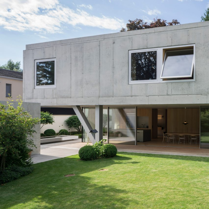UF Haus в Баварии