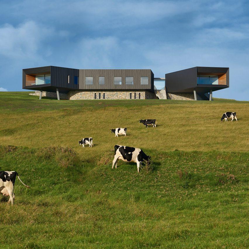 Headland House от сиднейской студии Atelier Andy Carson