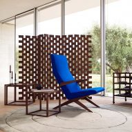 High Back Chair by Bodil Kjær for Cassina