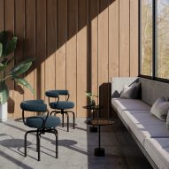 LC7 Pro chair by Charlotte Perriand for Cassina