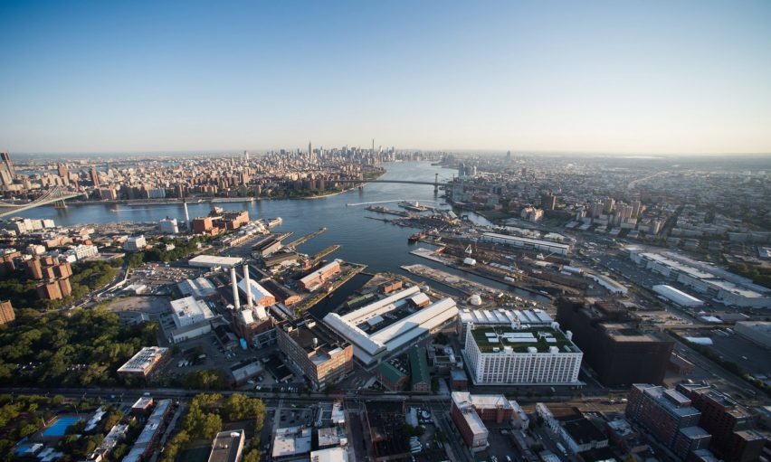 Brooklyn Navy Yard will use Smartworldpro to create a digital twin