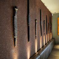 Arakabe range of surface finishes by Clayworks