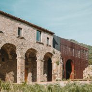 """Commenter says renovation of Corsican convent is """"absolutely exquisite"""""""