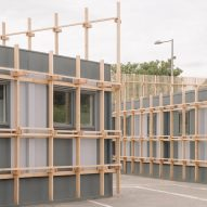 EBBA Architects builds Construction Skills School using only reusable components
