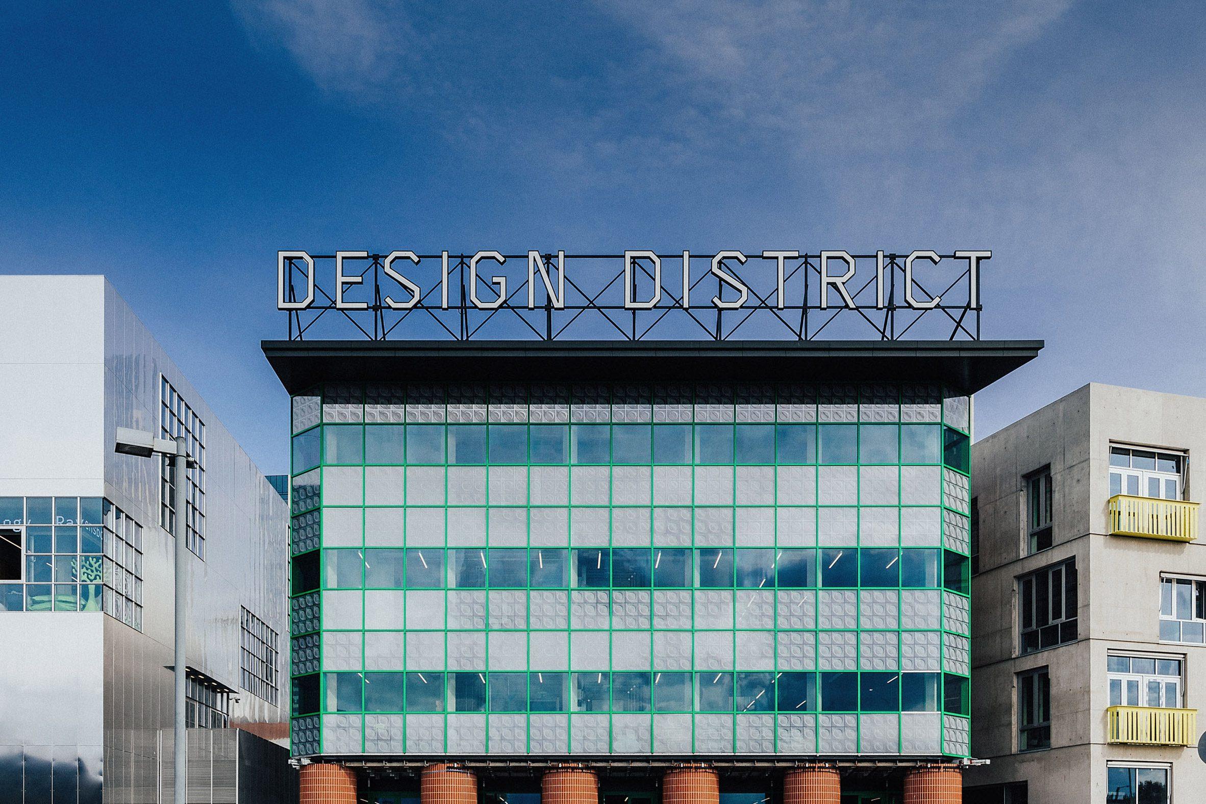 David Kohn Architects building