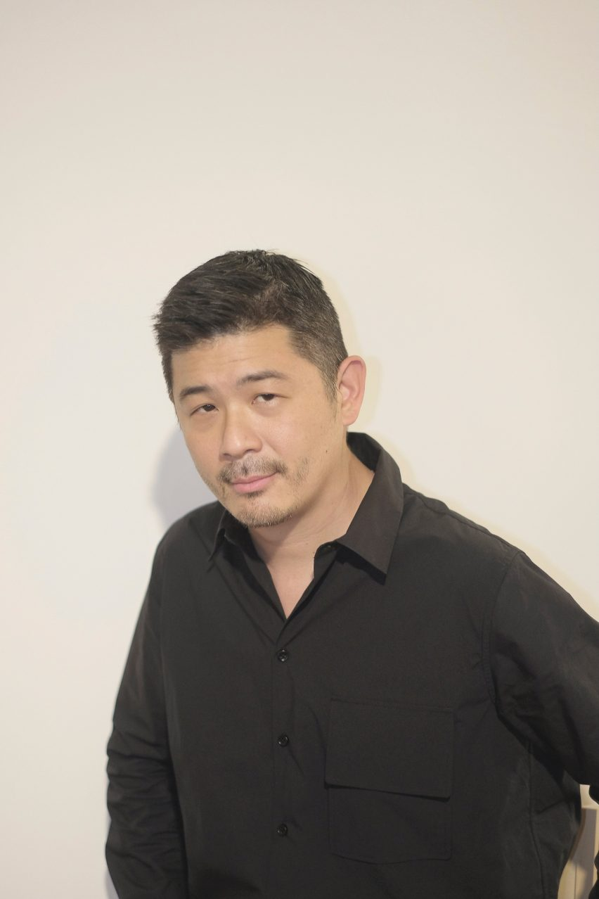 Aric Chen, photo by Yoha Jin