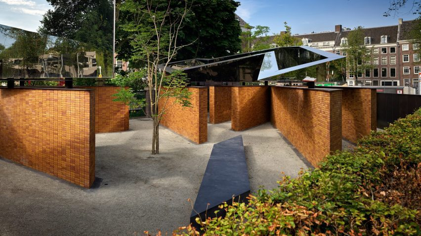 Dutch Holocaust Memorial of Names