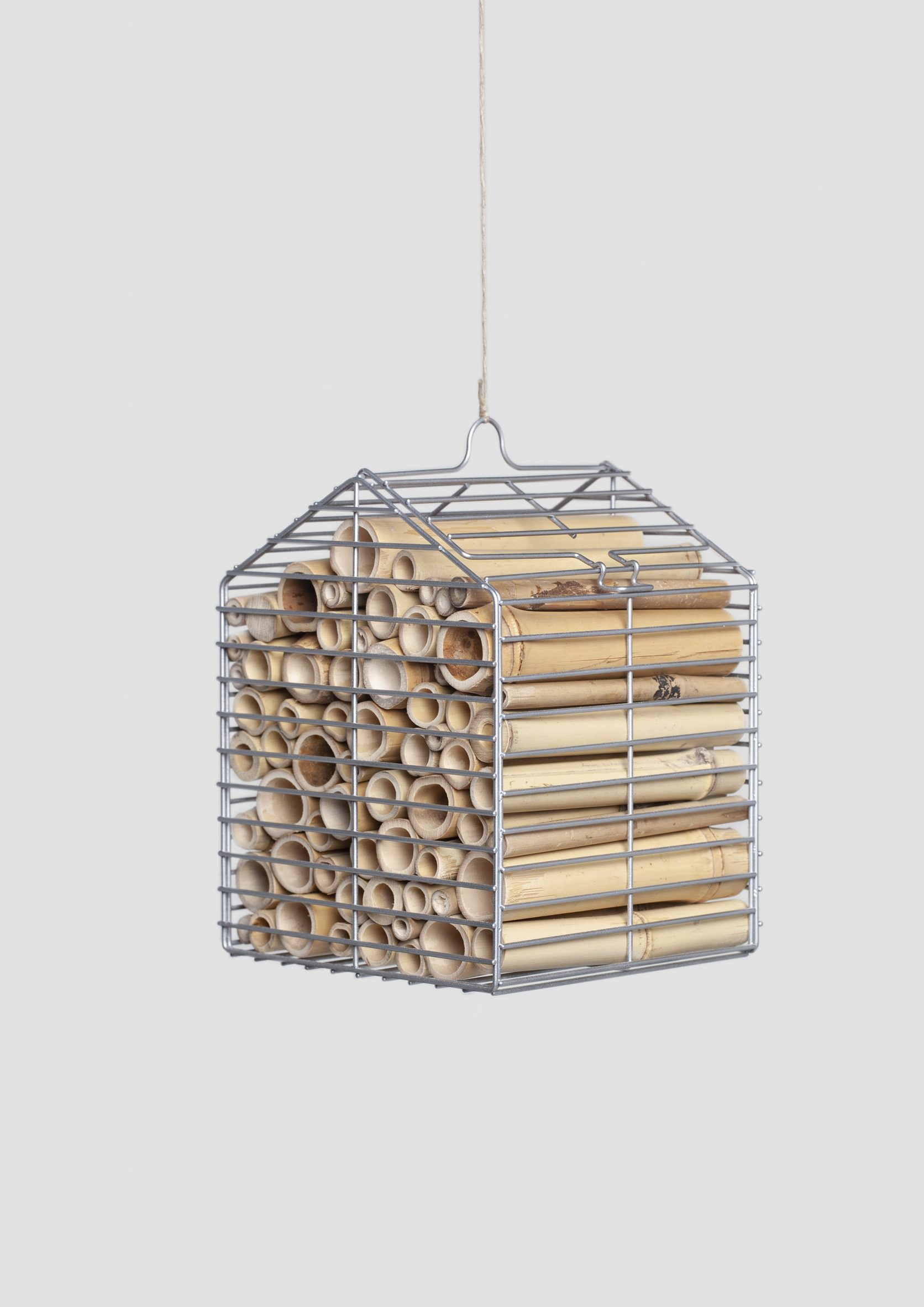 Insect House by an ÉCAL student
