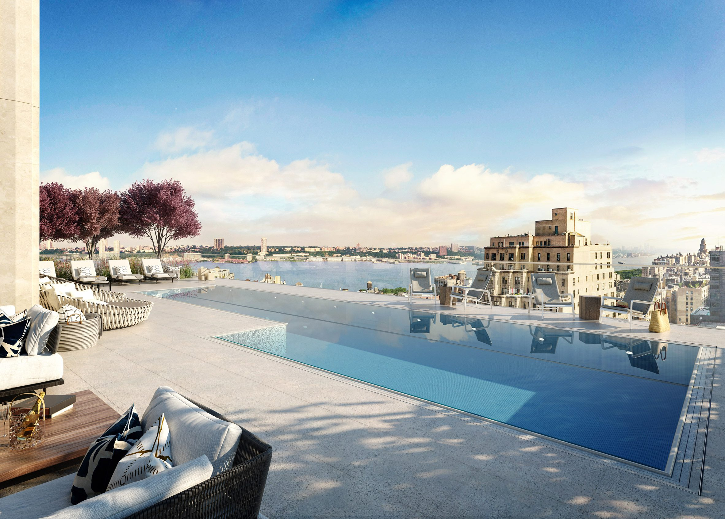 ODA will add a rooftop pool to the project