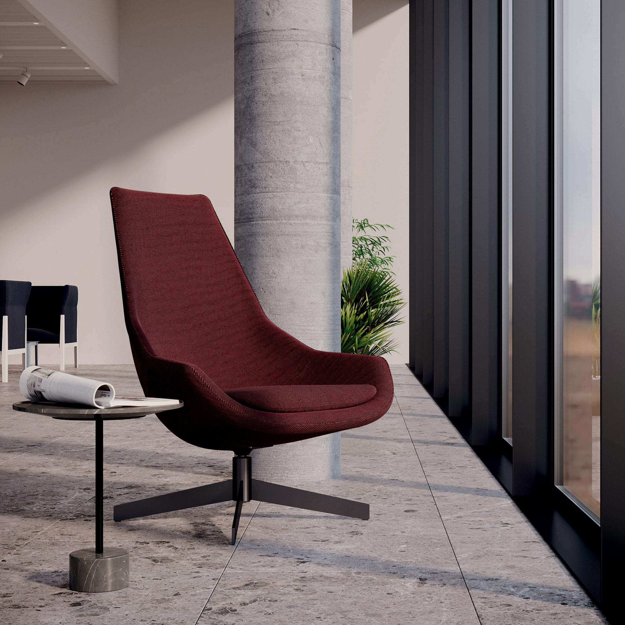 Exord Pro chair by Jeffrey Bernett for Cassina