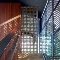 Filtered Frame Dock by Matt Fajkus Architecture