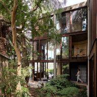 Fox Johnston refreshes modernist SRG House in suburban Australia