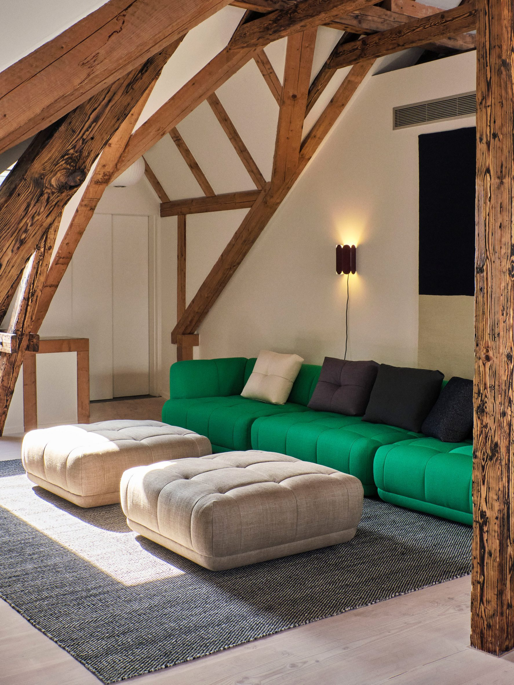 A rest space in Hay House