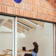 A view inside VATRAA's Camden house extension