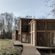 ReVærk's all-timber school building in Denmark is a lesson in natural construction