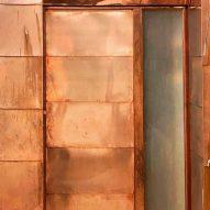 Copper cladding