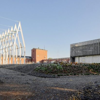 Imatra Electricity Substation by Virkkunen & Co. Architects