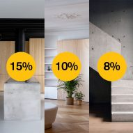 See who's ahead in the Dezeen Awards 2021 public vote interior categories