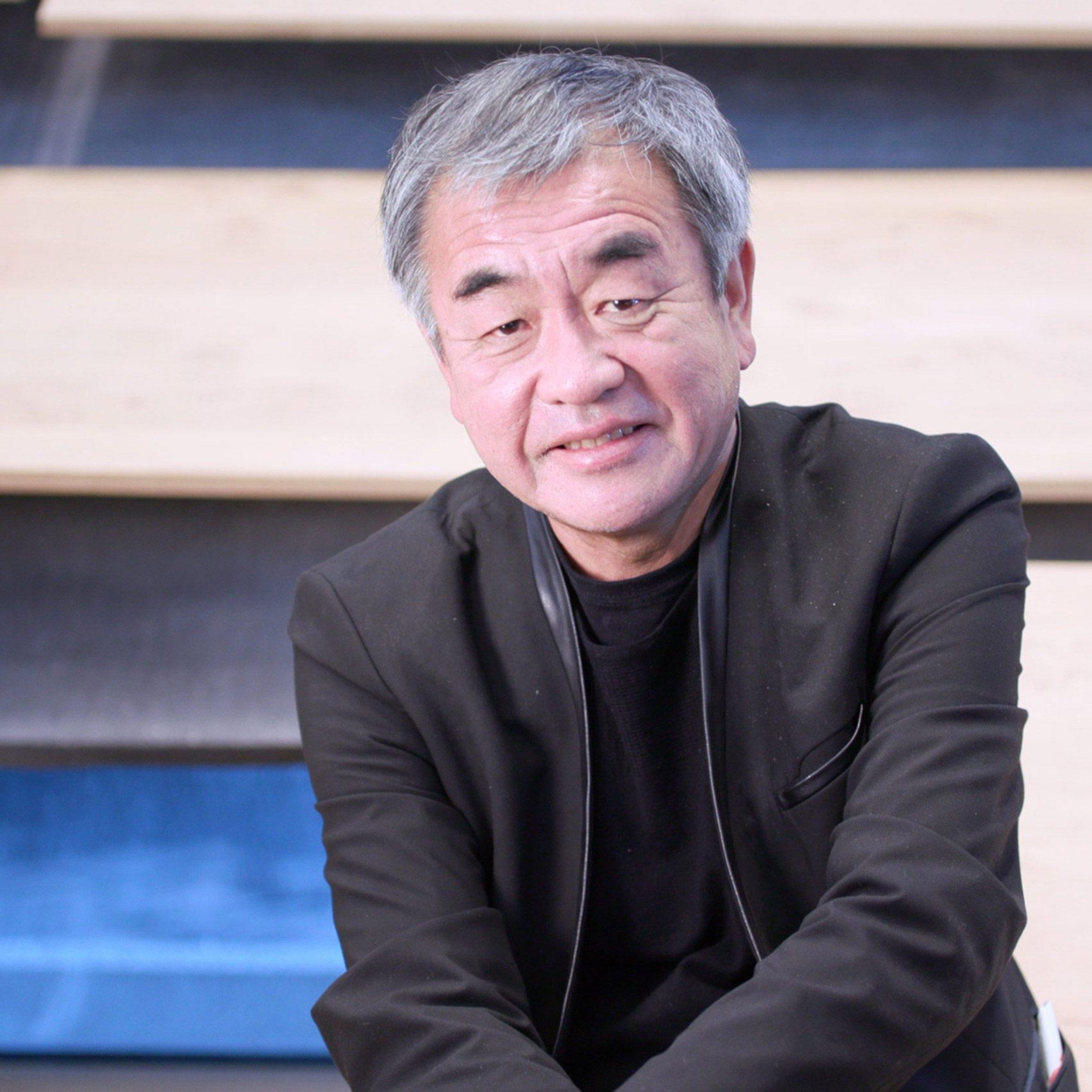 Architect Kengo Kuma