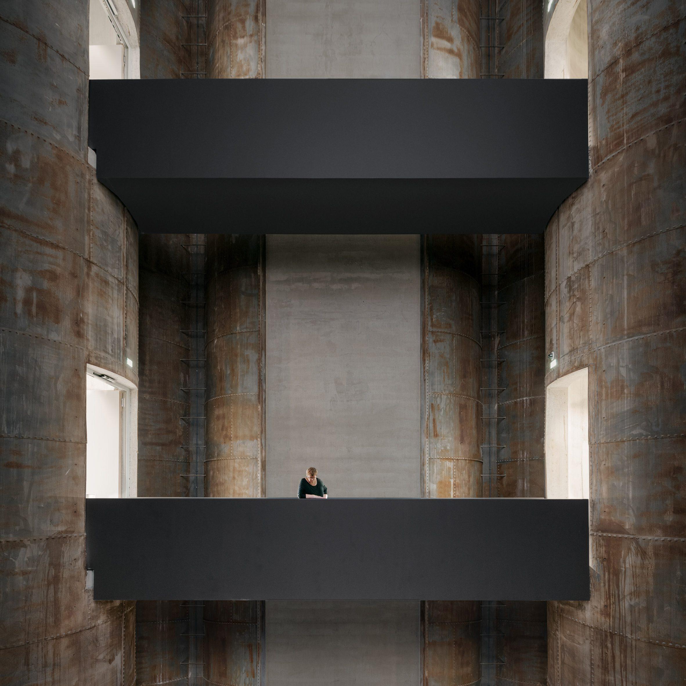 Herzog & de Meuron creates brick extension to its MKM Museum Küppersmühle