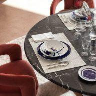 Le Monde de Charlotte Perriand tableware for Cassina and Ginori 1735