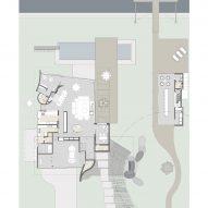 Level one floor plan