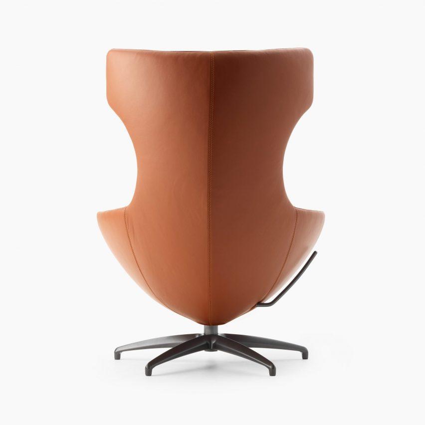 Спинка кресла LX662