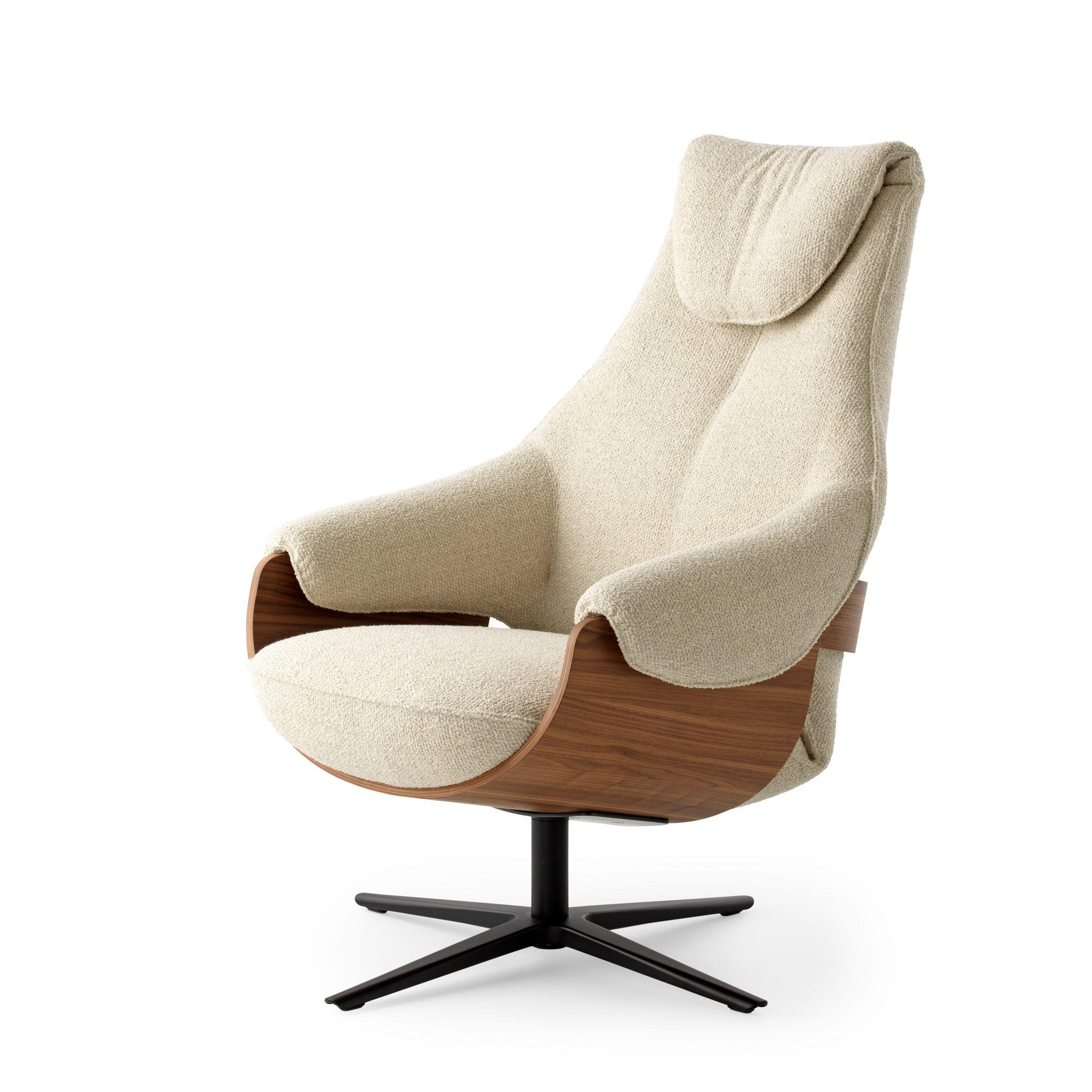 LXR10 armchair by Studio Truly Truly for Leolux LX