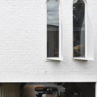 Fitzroy Bridge House by Matt gibson