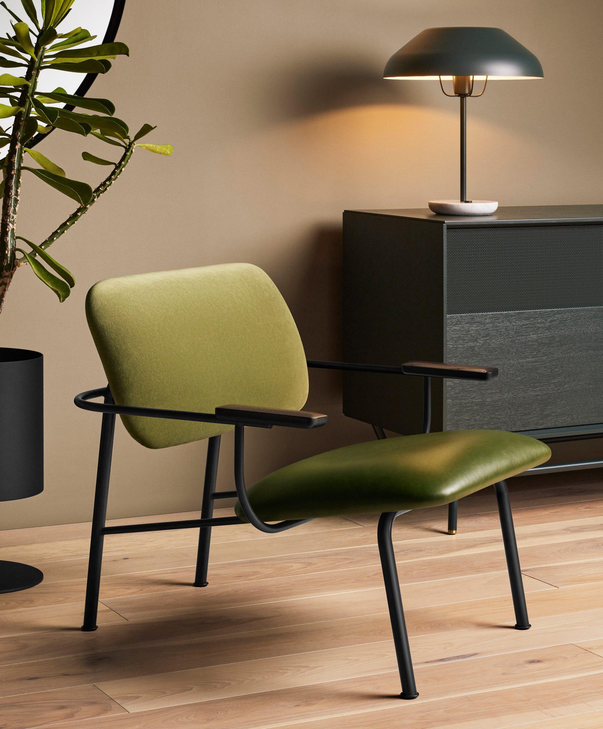 Method Lounge Chair by Blu Dot