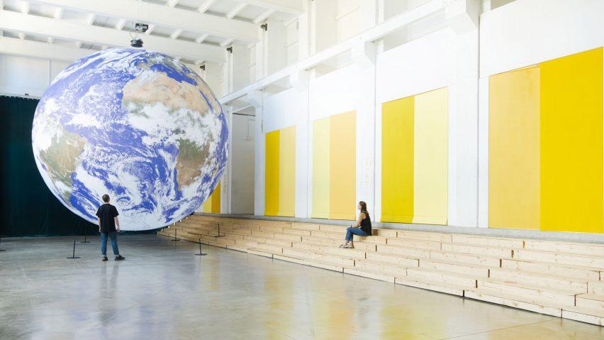 BASE Milano exhibition at 2021 Milan design week