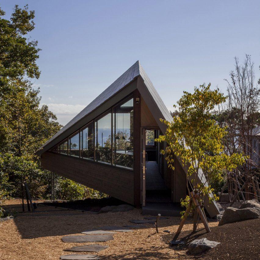 Сетояма от Moriya and Partners построена из дерева.