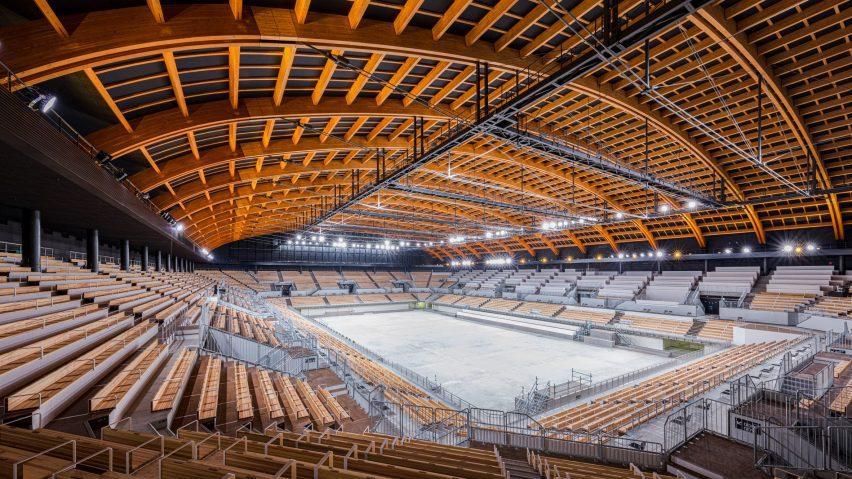 Ariake Gymnastics Centre by Nikken Sekke