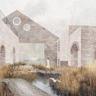 Cardiff University spotlights 12 student architectural projects
